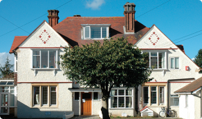 Woodstock Residential Care Home Sittingbourne