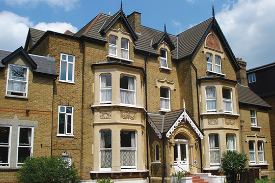 Bromley Park Care Home in Bromley
