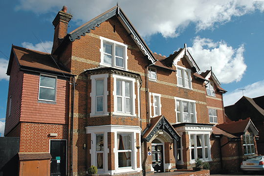 Lukestone Care Home in Maidstone