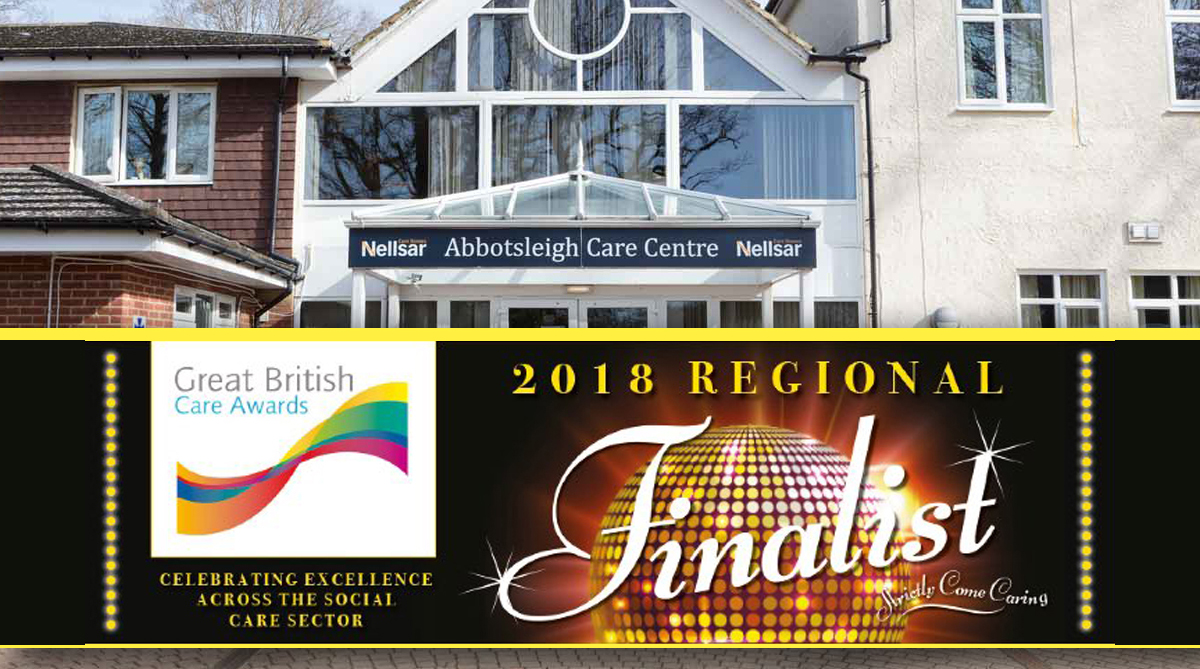 Abbotsleigh Care Home Awards Finalists