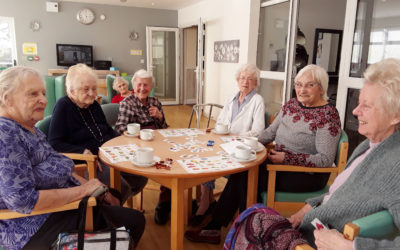 Nutrition and Hydration Week at The Old Downs Residential Care Home