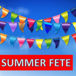 Loose Valley Care Home summer fete banner