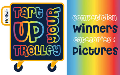 Tart Up Your Trolley logo image
